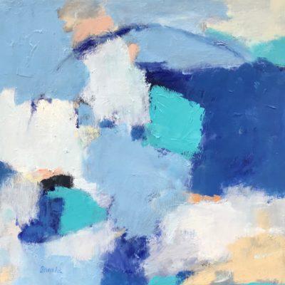 Calypso Cobalt, 12x12